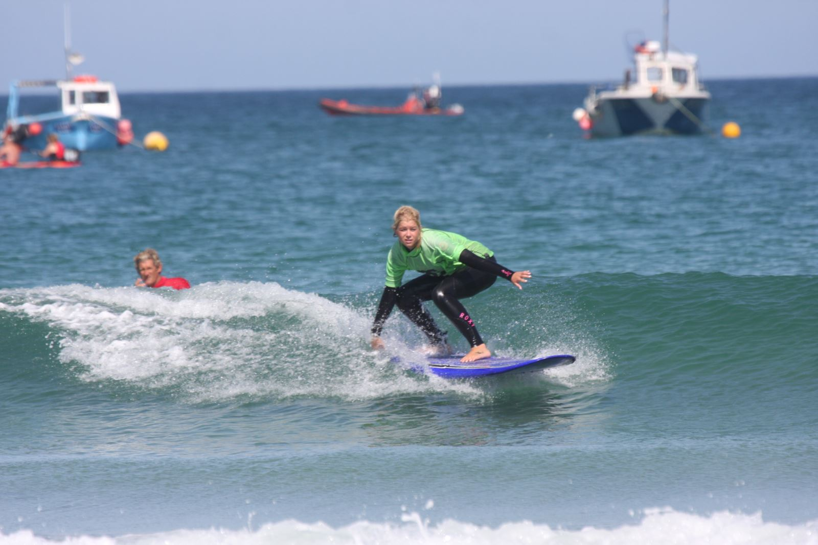 A Morning with Escape Surf School - Newquay