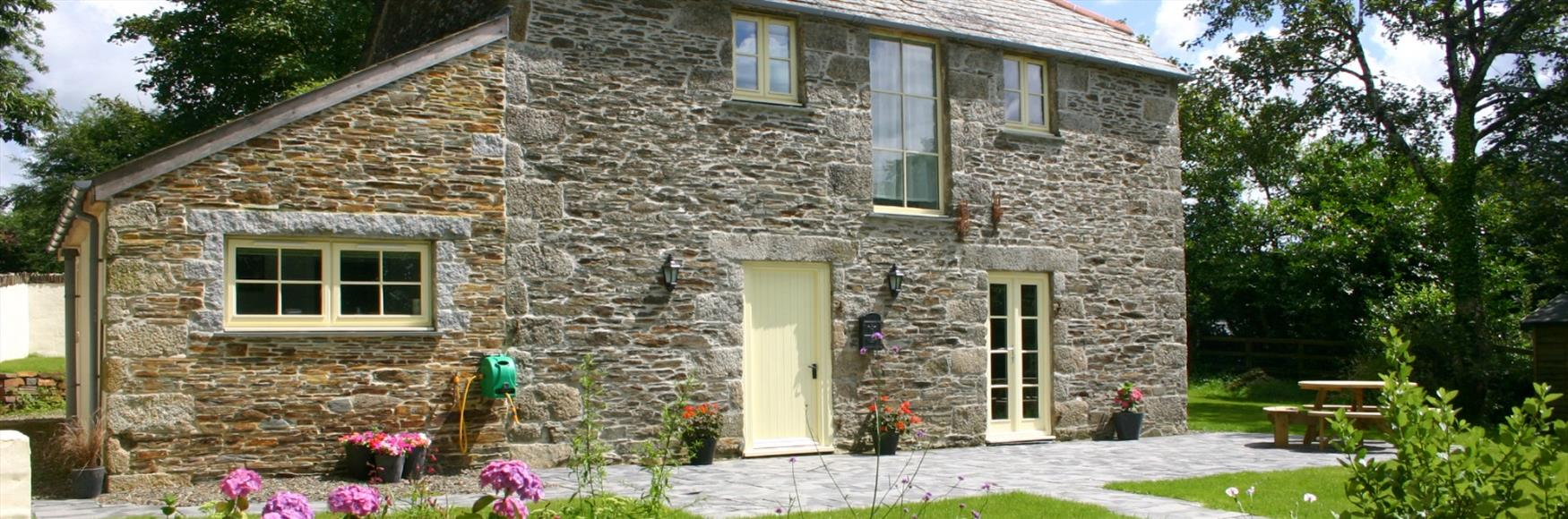 cornwall beautiful rural west cottage beautifully restored in farm cottages lets holiday garlidna