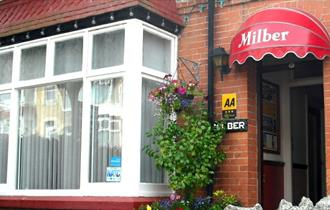 Milber Guest House, Newquay, Cornwall