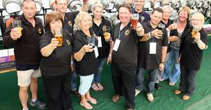 Newquay Towan Blystra Welcomes you to the Newquay Beer Festival 2016