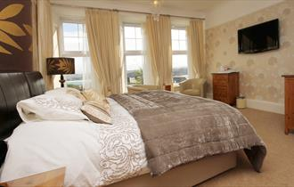 The Carlton Room, The Carlton, Newquay, Cornwall