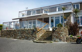 The Windward, Porth Bay, Newquay, Cornwall