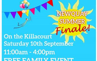FREE FAMILY EVENT - Newquay's Summer Finale!