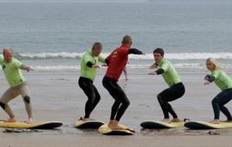 Escape Surf School, Newquay, Cornwall