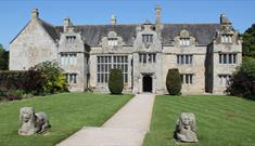 Trerice Manor House