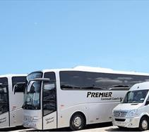 Premier Cornwall Coach Hire