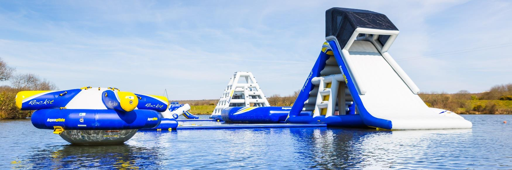 Aqua Park at Retallack Resort