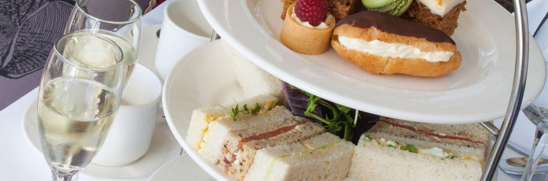 Afternoon Tea at the Headland Hotel