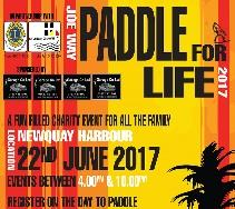 Thumbnail for Joe Way Paddle For Life