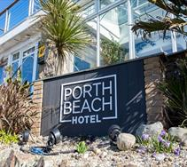 Thumbnail for Porth Beach Hotel