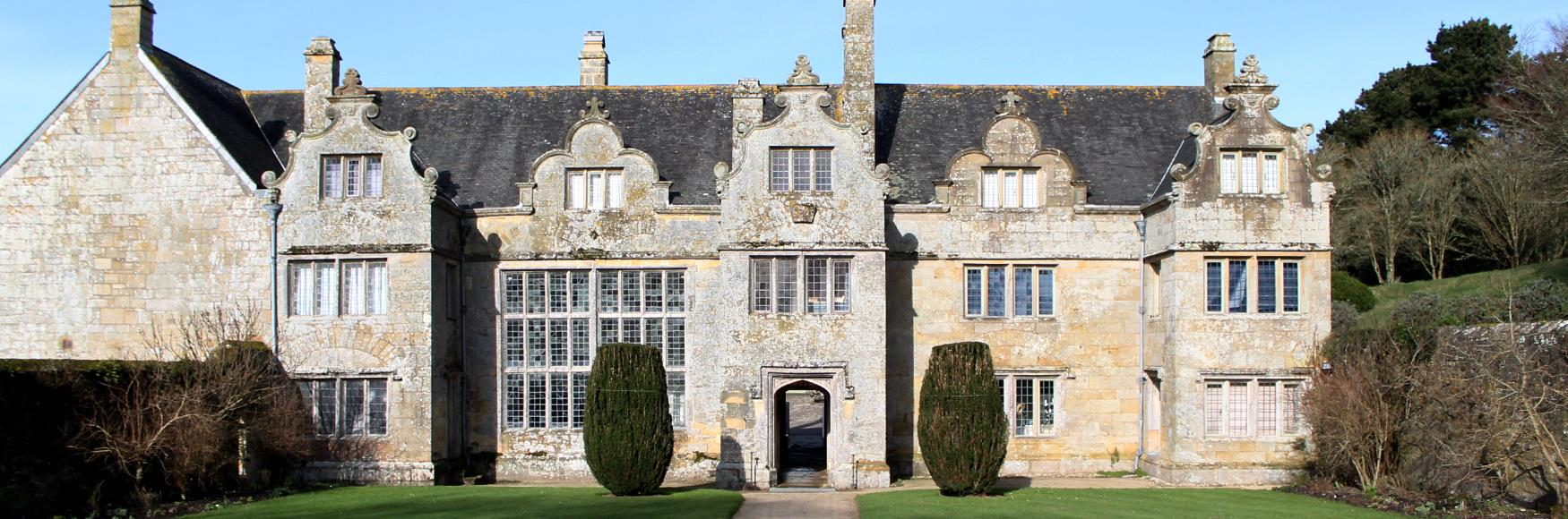 Trerice Manor House & Gardens