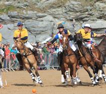 Polo on the Beach |