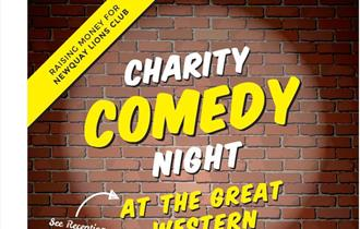 Charity Comedy Night at the Great Western Hotel Newquay