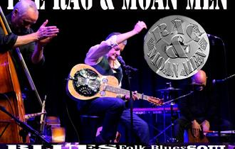 Rag and Moan Men at Lane Theatre
