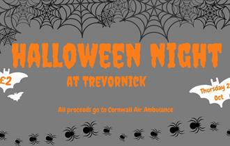 Halloween Night at Trevornick!