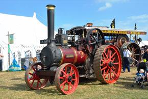 St Mawgan Steam & Vintage Rally 2019