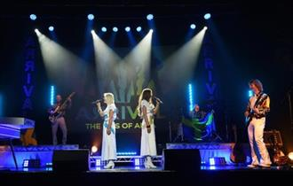 Abba Arrival & Badness Tribute Bands for the Start of Cornwall MotorFest 2019