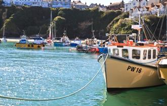 Newquay Lifeboat Day