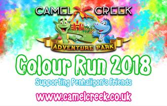 Camel Creek's Colour Run 2018