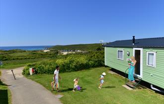 Crantock Beach Holiday Park - Parkdean Resorts