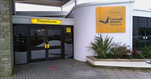 Fly Drive Newquay Cornwall Airport
