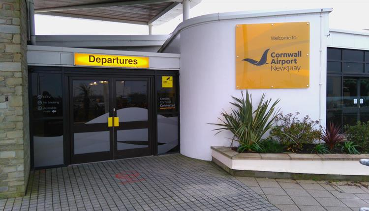 cornwall airport newquay visitor information. Black Bedroom Furniture Sets. Home Design Ideas