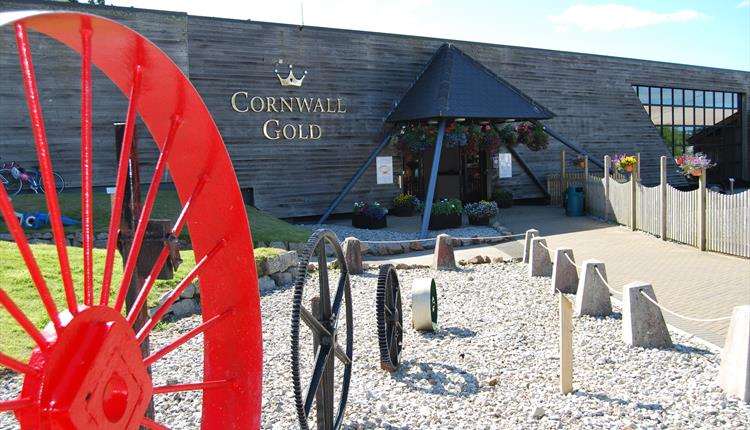 Cornwall Gold and Tolgus Mill