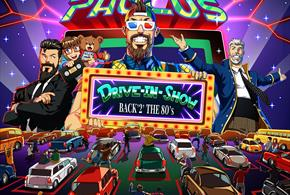 PAULOS CIRCUS:  Drive in show