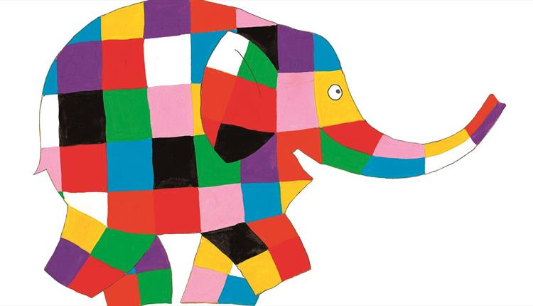 Let's Celebrate National Elmer Day at Newquay Library