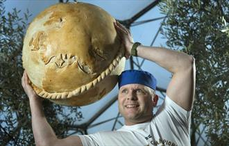 2018 World Pasty Championships, The Eden Project, St Austell