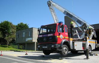 Newquay Fire Station Charity Open Day 2019