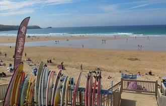 Fistral Beach - Newquay