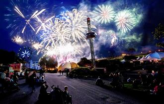 August Tribute Acts and Fireworks Spectaculars at Flambards!