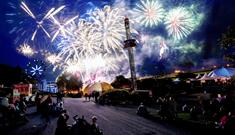 Fireworks Spectacular and Tribute Acts at Flambards!