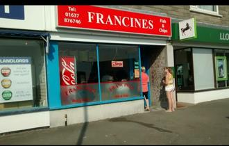Francine's Fish and Chips