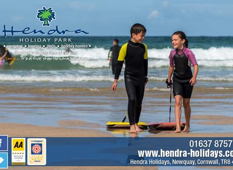 Hendra Holiday Park