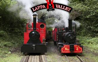 Winter Weekends at Lappa Valley!