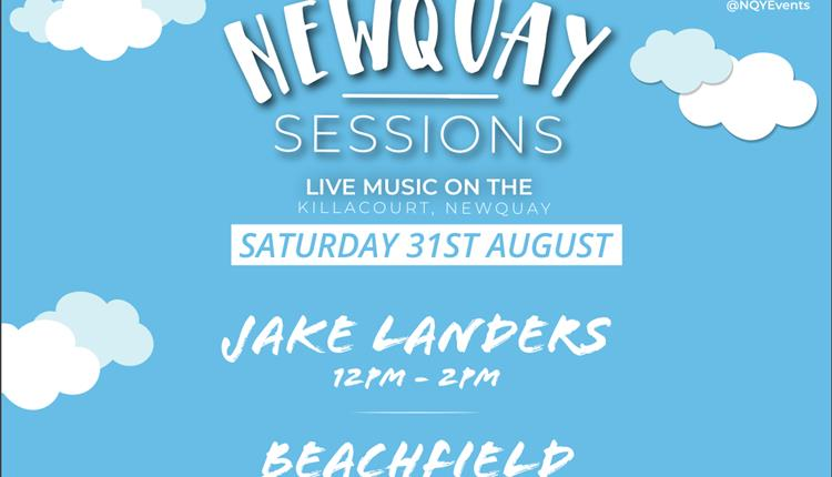 Newquay Sessions - CLOSING EVENT!