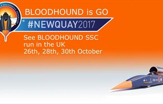 BLOODHOUND SSC First Public Runs