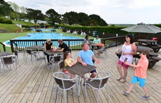 Newquay Holiday Park, Newquay, Cornwall