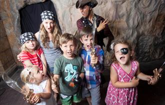 Prepare for a Summer of Scoundrels and Scallywags at Pirate's Quest