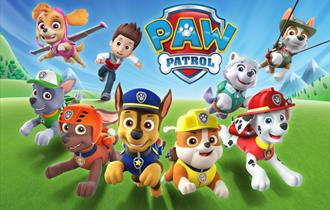 Meet Paw Patrol at Camel Creek Adventure Park!