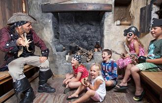 Discover Pirates of the New World this February Half Term at Pirate's Quest
