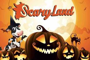 'Scaryland' Halloween and Half Term Fun at Dairyland!