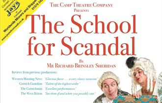 "Newquay's Lane Theatre Presents ""School For Scandal"""