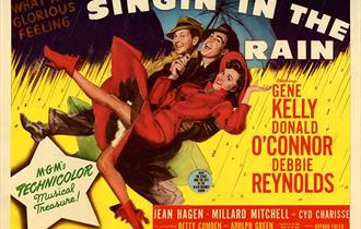 Classic Film 'Singing in the Rain' showing at The Lighthouse Cinema