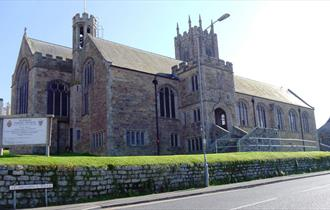 Newquay Male Voice Choir Concert at at St Michael's Church