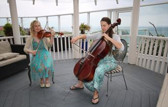 Strings by the Sea with Laurent-Perrier at the Atlantic Hotel