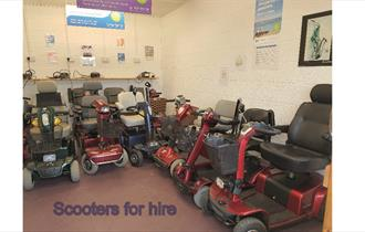 Toots Mobility Scooters Ltd