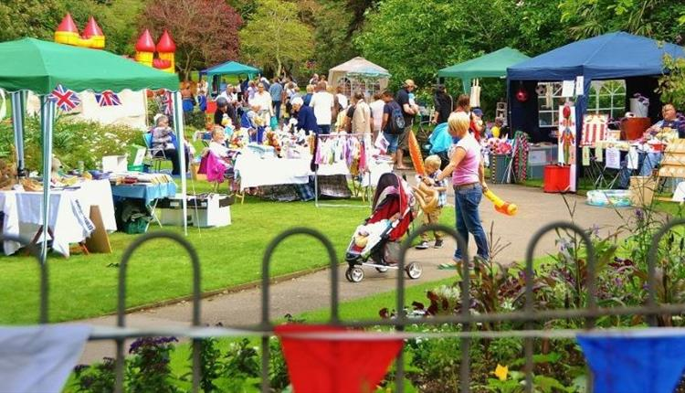 Maytime Funday At Newquay's Trenance Gardens